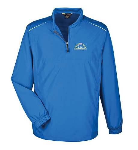 Ash City - Core 365 Adult Techno Lite Quarter-Zip • CE704 • royal