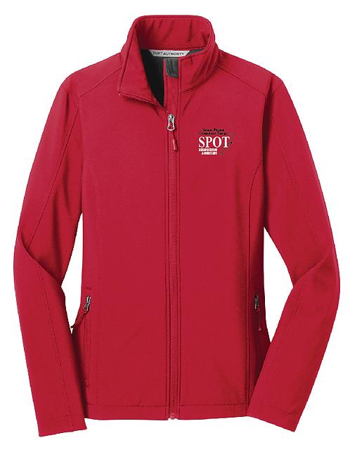 L317 Port Authority® Ladies Core Soft Shell Jacket
