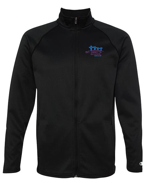 Champion - Performance Colorblock Full-Zip Jacket