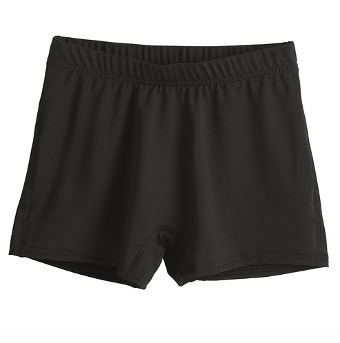 Badger - Women's Compression 2.5'' Inseam Shorts - 4612 • black