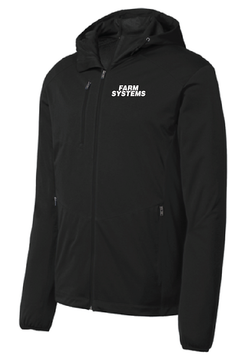 Port Authority® Active Hooded Soft Shell Jacket •J719