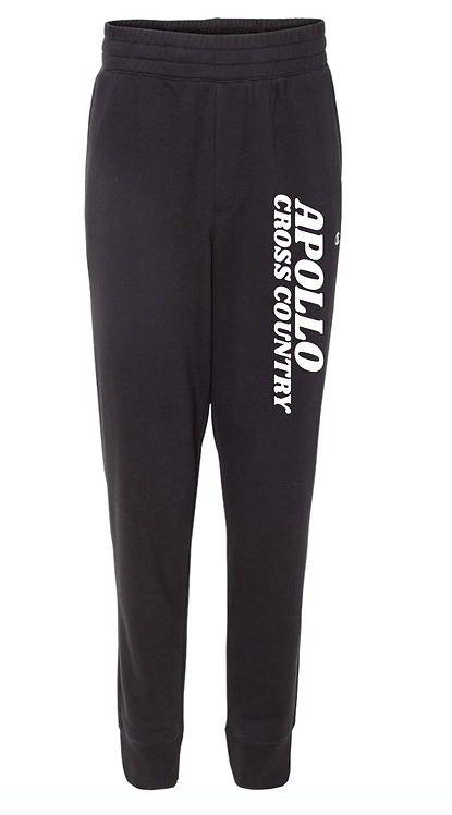 Champion - Originals Sueded Fleece Jogger - AO700 • black