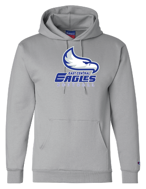 ECS Champion - Double Dry Eco Hooded Sweatshirt - S700