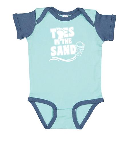 Infant Baby Rib Bodysuit - 4400