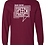Thumbnail: Gildan® - Ultra Cotton® 100% Cotton Long Sleeve T-Shirt-2400