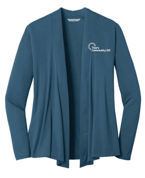 Port Authority® Ladies Concept Open Cardigan • L5430
