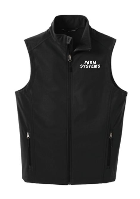 Port Authority® Core Soft Shell Vest • J325 • black