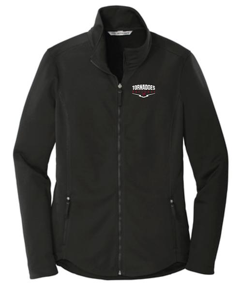 Port Authority ® Ladies Collective Smooth Fleece Jacket • L904 • Black
