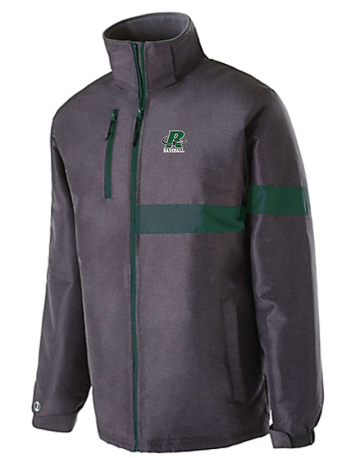 Holloway Raider Jacket • 229189 • carbon/dark green