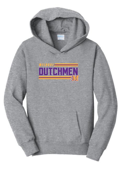 Port & Company® Youth Fan Favorite™ Fleece Pullover Hooded Sweatshirt-PC850YH