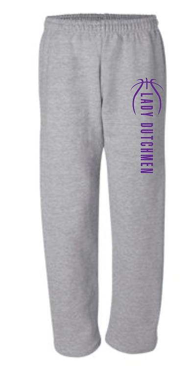 Gildan - DryBlend Open Bottom Pocketed Sweatpants - 12300