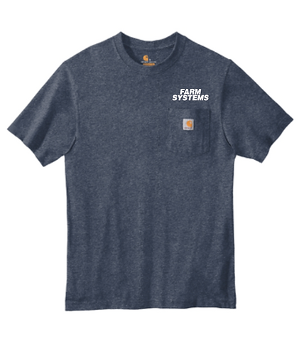 Carhartt ® Workwear Pocket Short Sleeve T-Shirt • CTK87