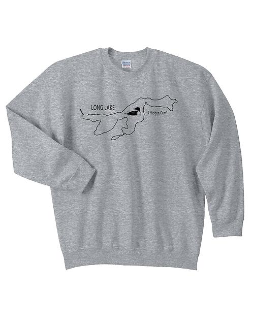 18000 - Gildan® - Heavy Blend™ Crewneck Sweatshirt - Long Lake
