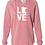 Thumbnail: Independent Trading Co. - Women's Lightweight Cali. Hooded Sweatshirt PRM2500