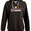 Thumbnail: J. America - Women's Shore French Terry Sport Lace Scuba Hooded Pullover