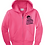 Thumbnail: Port & Company® Youth Core Fleece Full-Zip Hooded Sweatshirt