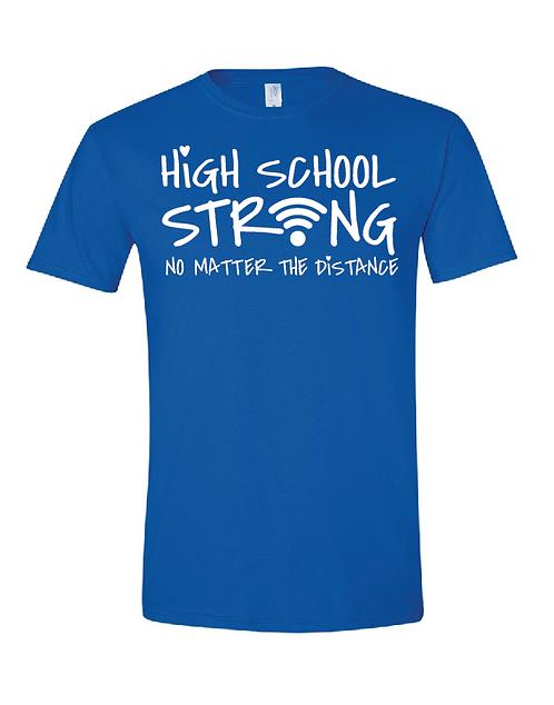 High School Gildan - Softstyle® T-Shirt • 64000