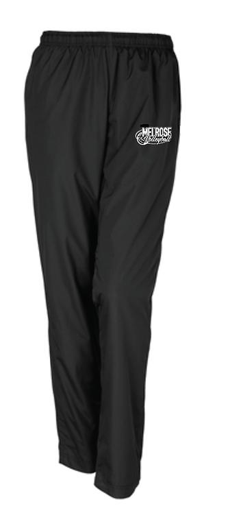 Sport-Tek® Ladies Tricot Track Pant LPST91 • black