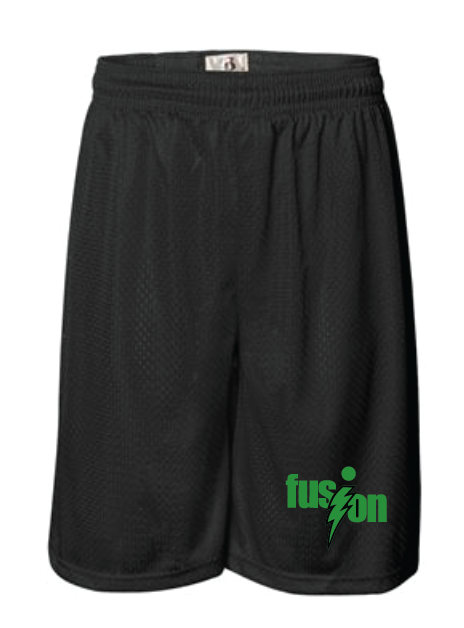 Badger - Pro Mesh 11'' Inseam Shorts - 7211 • Black