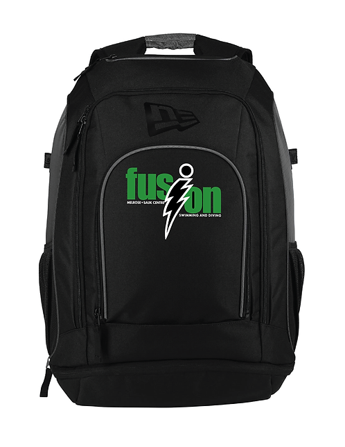 New Era Shutout Backpack / With Name