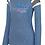 Thumbnail: Augusta Sportswear - Women's Long Sleeve Fanatic Tee