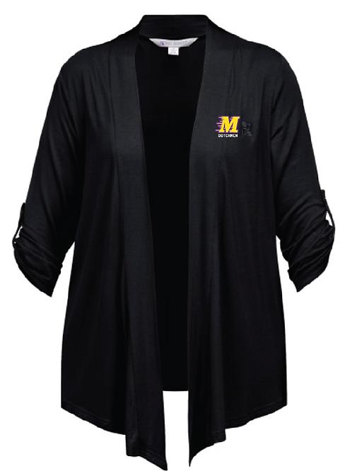 Women's 3/4 Sleeve Knit Cardigan LB648