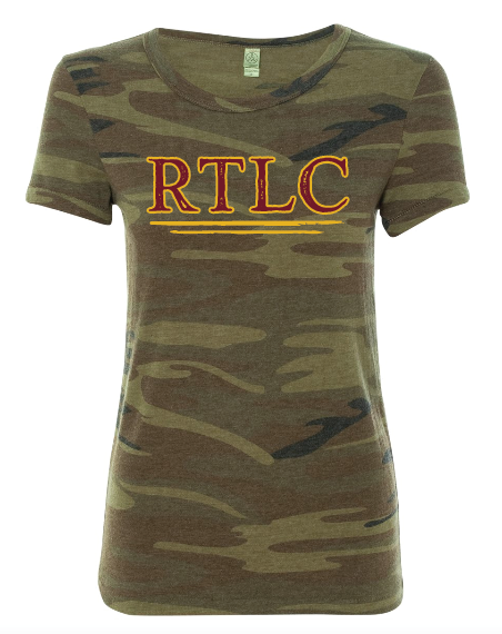 Alternative - Women's Eco-Jersey Ideal Tee - 1940 • Camo