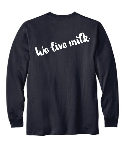 Carhartt ® Workwear Pocket Long Sleeve T-Shirt •CTK126