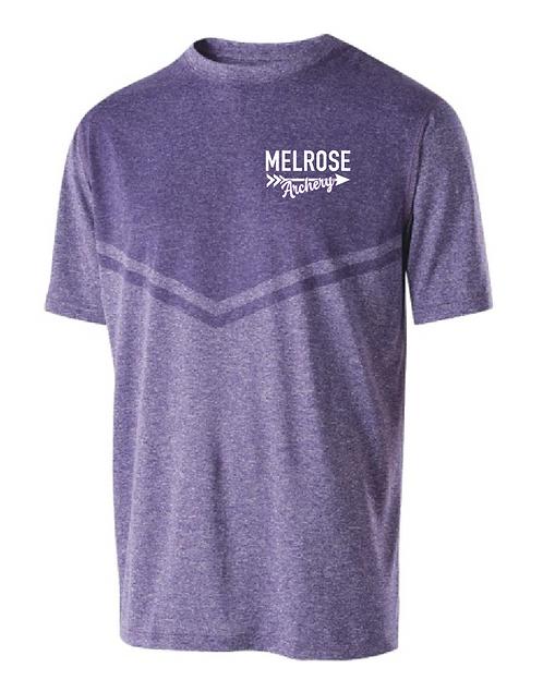 Youth Seismic Tee • 222637 •Purple