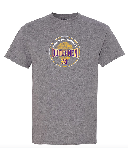 Gildan - DryBlend 50/50 T-Shirt - 8000 • Graphite Heather