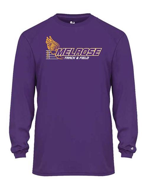 Badger - Youth B-Core Long Sleeve T-Shirt - 2104