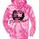 Thumbnail: Port & Company® Youth Tie-Dye Pullover Hooded Sweatshirt