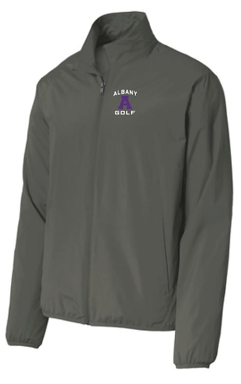 Port Authority® Zephyr Full-Zip • Jacket Grey Steel • J344