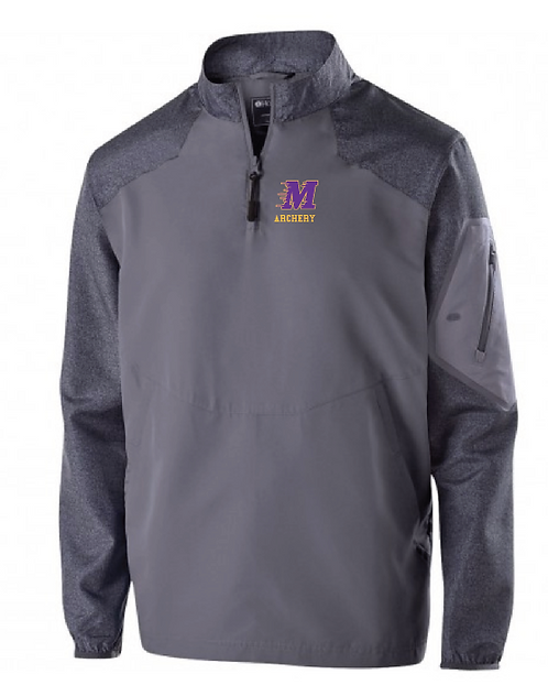 Holloway Raider Pullover • 229155 • Carbon Graphite