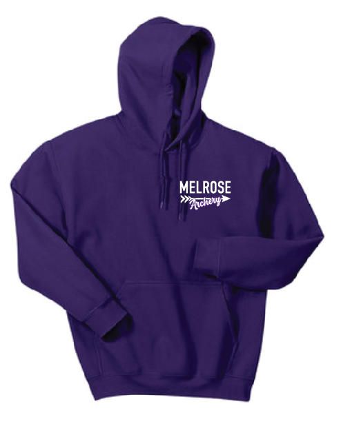 Gildan® - Youth Heavy Blend™ Hooded Sweatshirt - 18500b • Purple