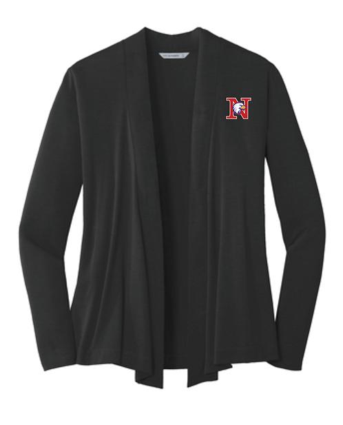 Port Authority® Ladies Concept Open Cardigan • L5430 • black