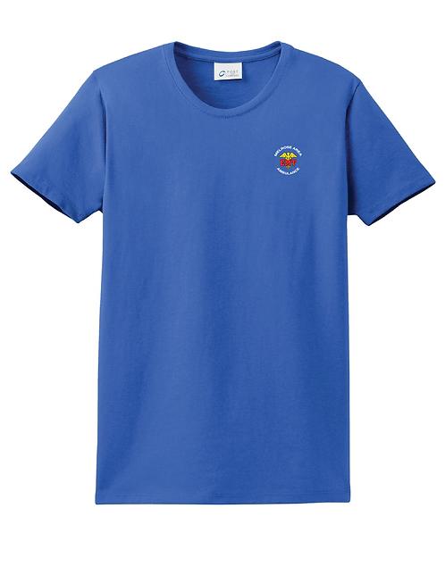 LPC61 Port & Company® Ladies Essential Tee - Multiple Color Options