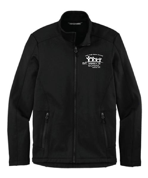 Port Authority® Grid Fleece Jacket •F239