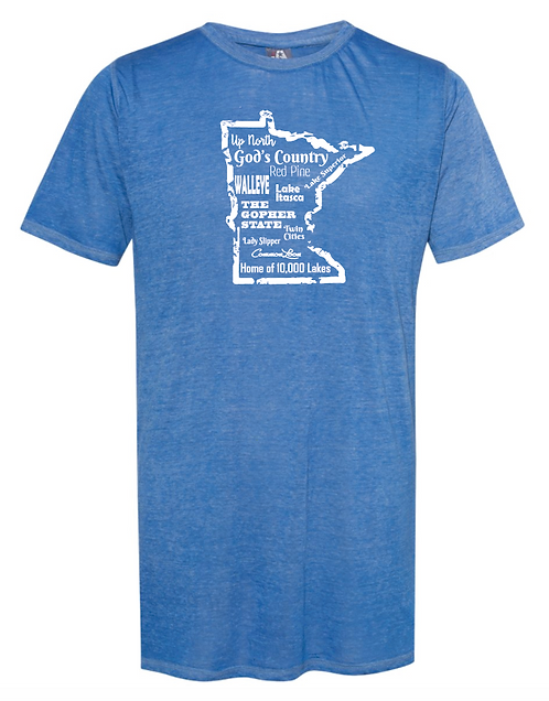 Zen Jersey Short Sleeve T-Shirt - 8115