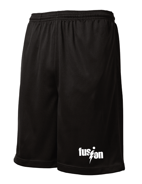 Sport-Tek® PosiCharge® Tough Mesh Pocket Short