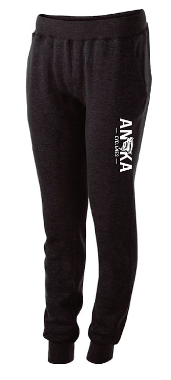 Ladies 60/40 Fleece Jogger • 229748 • black
