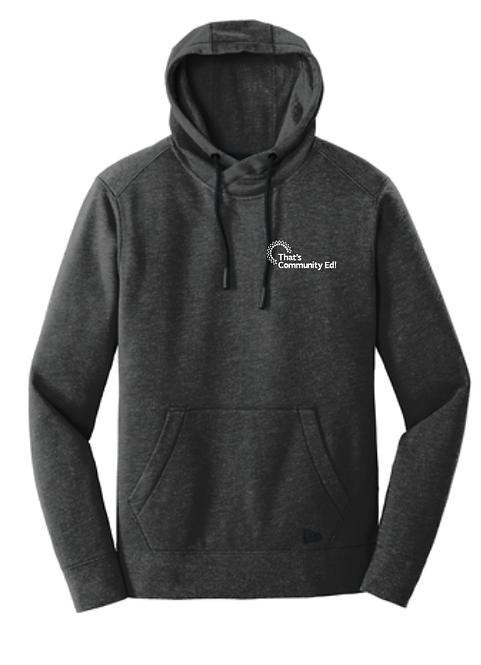 New Era® Tri-Blend Fleece Pullover Hoodie • NEA510