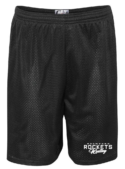 RW C2 Sport - Youth Mesh Shorts - 5209 • black