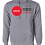 Thumbnail: Independent Trading Co. - Midweight Hooded Sweatshirt - SS4500