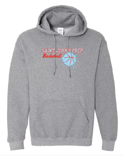 Gildan - Heavy Blend Hooded Sweatshirt - 18500 • Graphite Heather