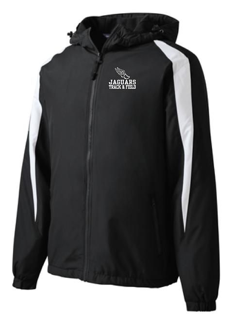 Sport-Tek® Fleece-Lined Colorblock Jacket • JST81