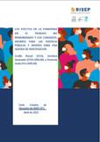 ESR 1. Los efectos de la pandemia en el trabajo no remunerado y los cuidados