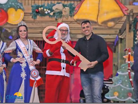 Desfile de Natal e abertura oficial do Natal mar de sonhos