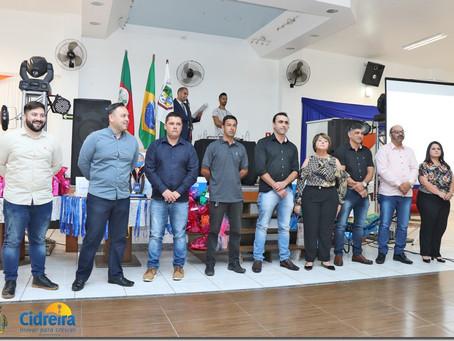 1º Prêmio municipal de educação