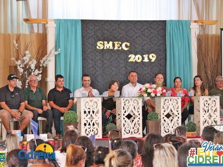 Recepção SMEC 2019